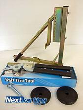 Kart Tyre Bead Breaker Removal Tool -And Tyre Tongs  - Best Price On Ebay !!!
