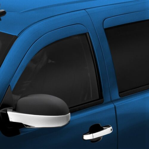 For Ram 1500 Classic 19 Window Deflectors In-Channel Low Profile Ventvisor