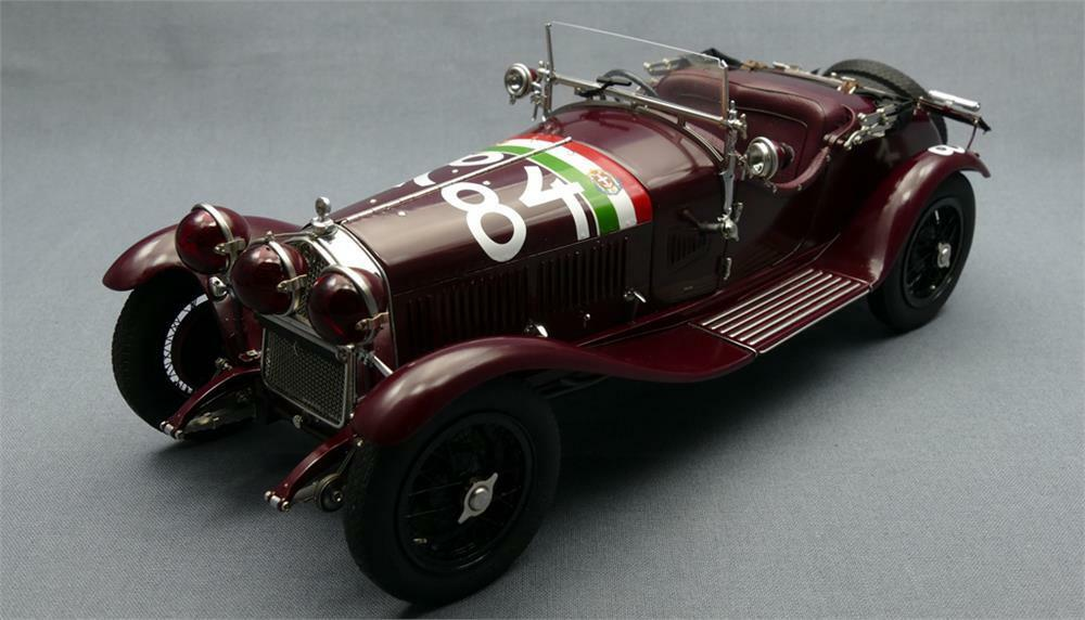 1930 Alfa Romeo 6C 1750 Gs Mille Miglia   Nuvolari von Cmc Cmc 141