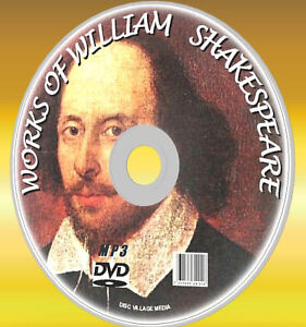 220-PLAYS-POEMS-SONNETS-WORKS-BY-WILLIAM-SHAKESPEARE-MP3-AUDIOBOOK-PC-DVD-NEW