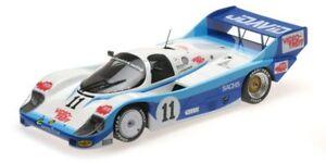Porsche 956k John Fitzpatrick Racing D. Hobbs 200 Miles de Nuremberg 1983 1:18