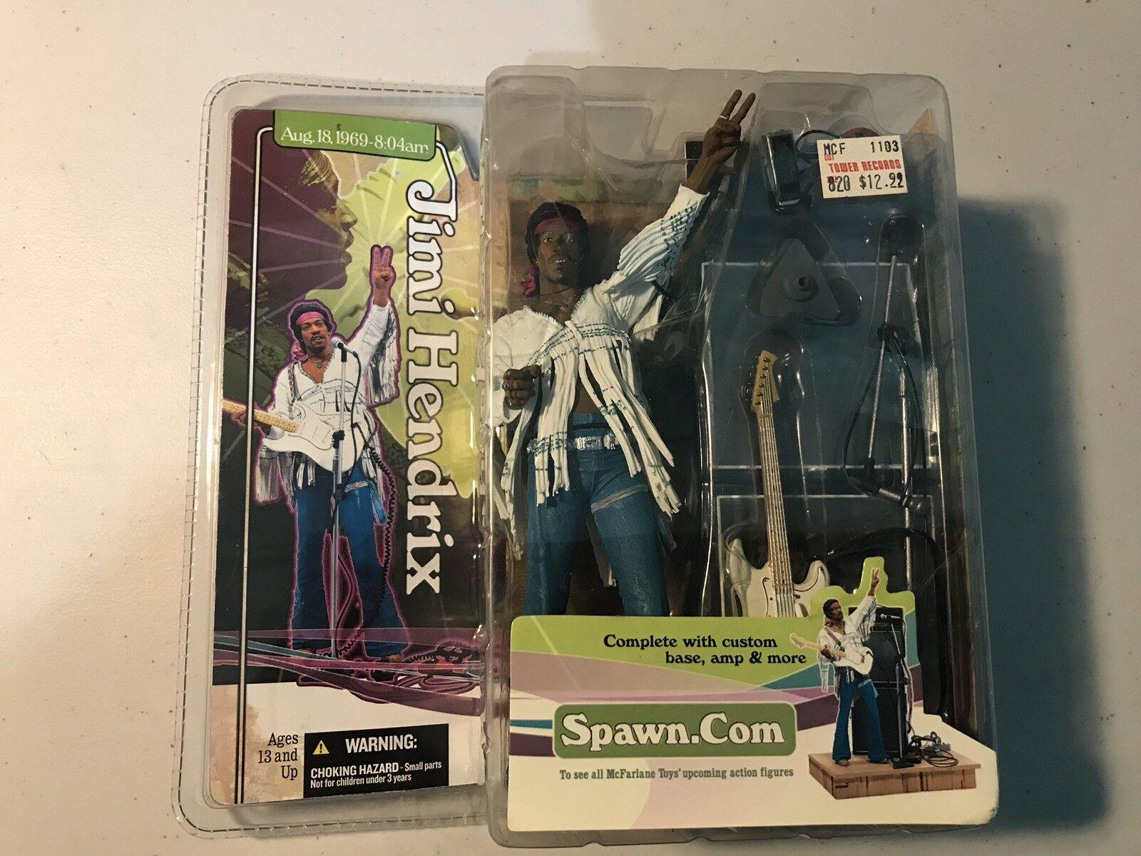 Mcfarlane giocattoli Jimi  Hendrix azione cifra  sport caldi