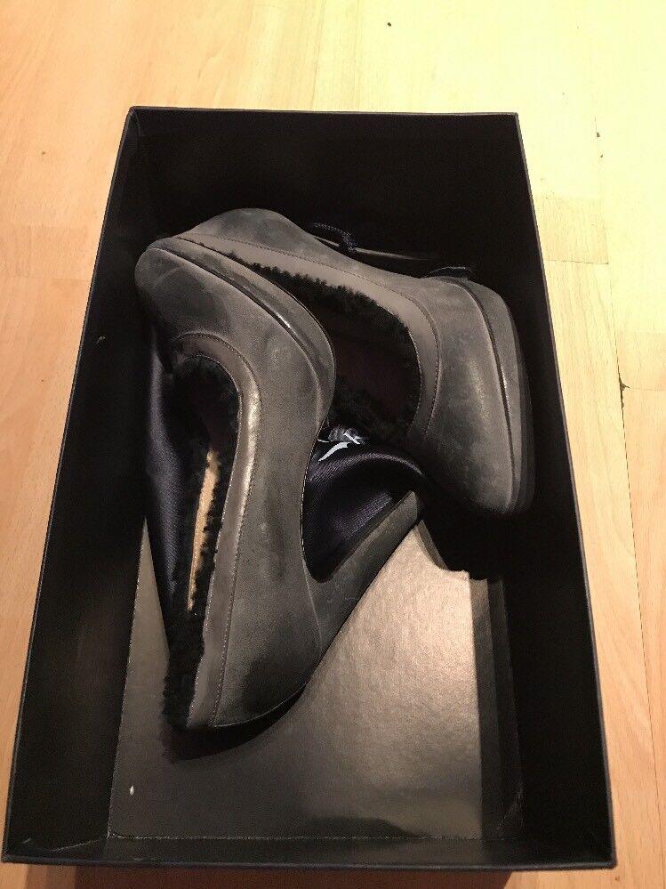 Größe 3 Alberto Guardiani Schuhes Rrp  Brand New