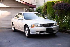2002 Lincoln LS -