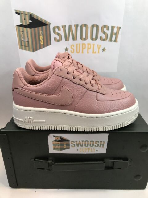 Women S Nike Air Force 1 Upstep Basketball Shoes 917588 601 8 5 Ebay