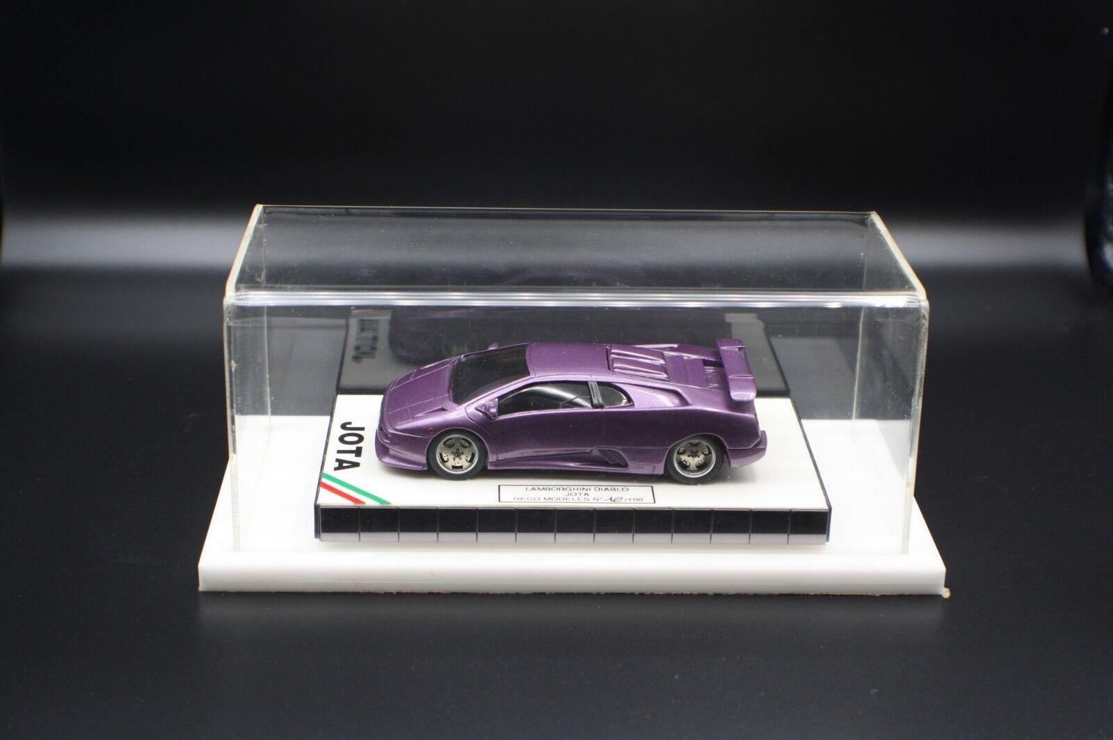 1 43 HECO BBR Lamborghini Diablo Jota (Limited 100) Last one