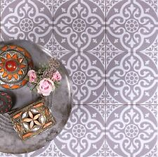 Tile Sample Woburn Moroccan Victorian Encaustic Effect Wall /& Floor Tiles