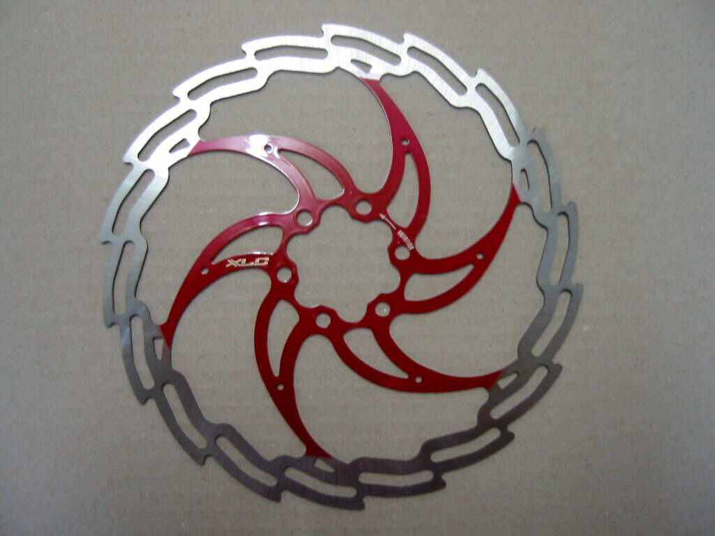 Helibikes Cutter Disco Disco Disco Disc rossoore 203mm 8  6Loch Rosso 801