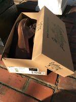 $375 Eastland Bremen Blucher Shoes Made In Maine Usa Vibram Soles 11.5