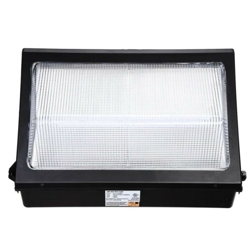 120W LED Wall Pack Light 5000K Philips SMD3030 Outdoor IP65 Security Fixture