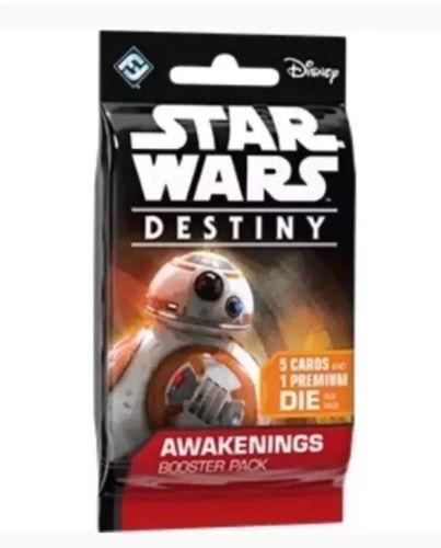 Star Wars Destiny Awakenings Booster Lot of 36