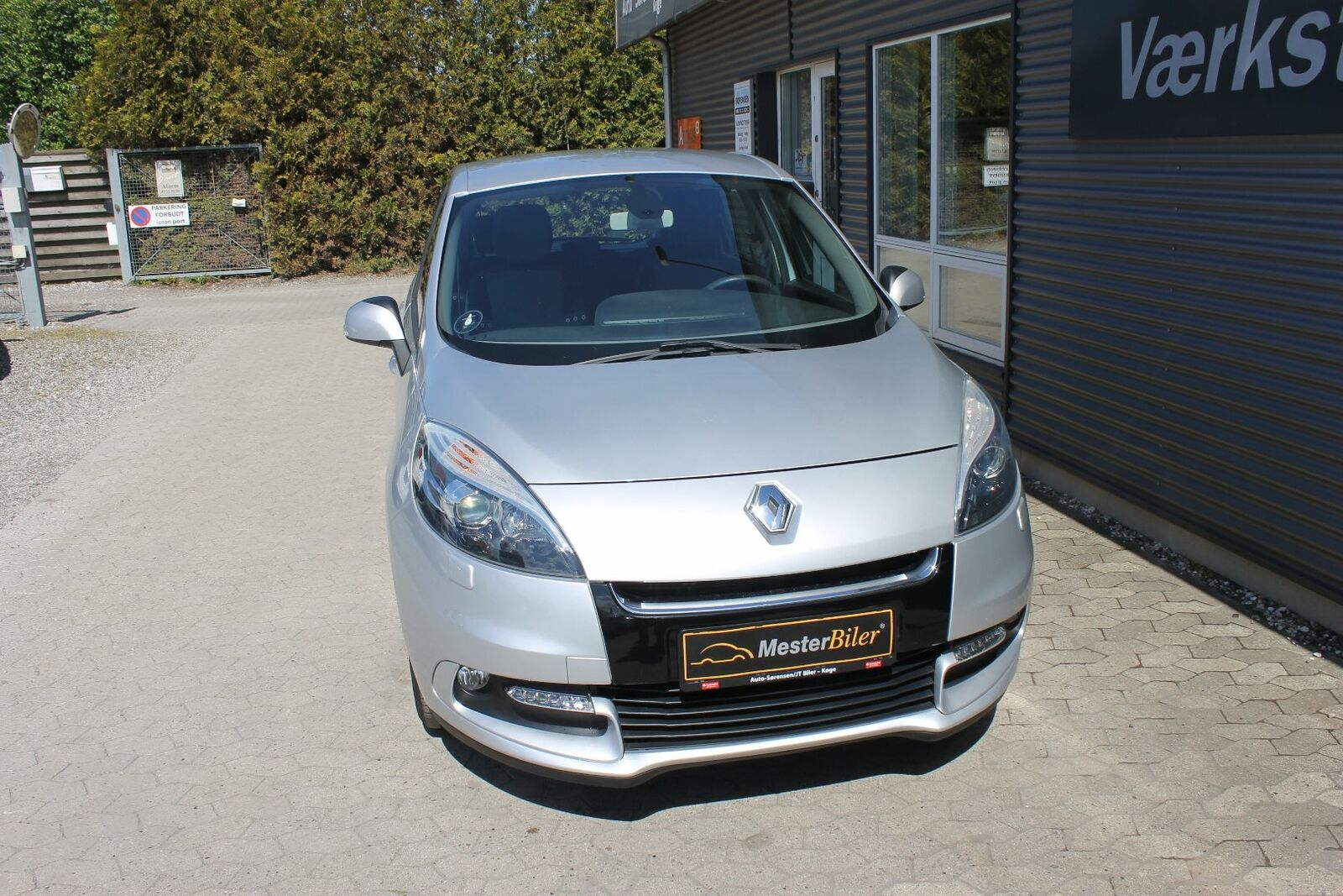 Renault Scenic III 1,5 dCi 95 Authentique 5d - 89.800 kr.