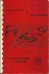 NINTH  MOVEMENT COOK BOOK SYMPHONY OF COOKING * SPRINGFIELD MO 1975 VINTAGE