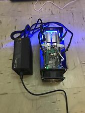 Used AntMiner S5 Bitcoin Miner with Power Supply. Plug in and MINE!
