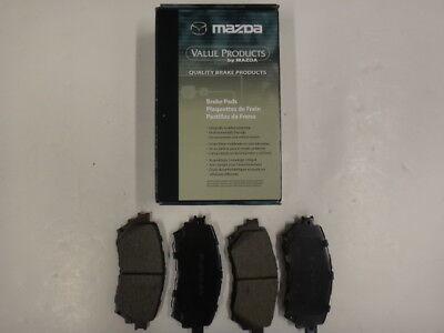 2014 2015 2016 2017 2018 Mazda 6 Value Line Front Brake Pads G4YA3328ZBMV