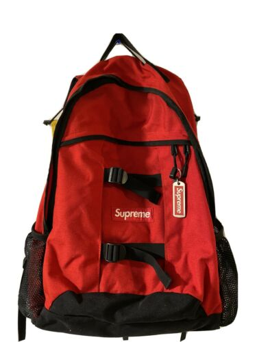 Supreme Cordura Backpack with Supreme Keychain