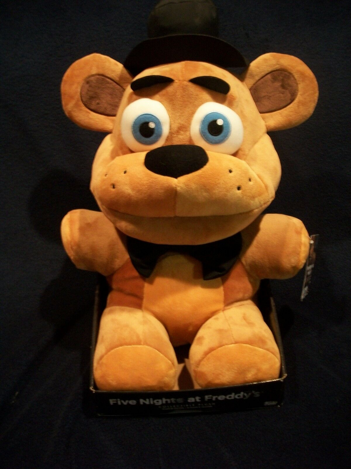 LARGE Five Nights at Frossody's marrone Fazbear 24  Plush-Brand Nuovo With Tags