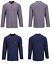 Mens-FR01-amp-FR02-Flame-Resistant-Long-Sleeved-Crew-amp-Button-Down-Tops thumbnail 12