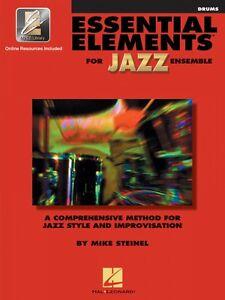 à Condition De Essential Elements For Jazz Ensemble FÛts A Comprehensive Méthode 000841355-afficher Le Titre D'origine