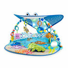 Bright Starts Disney Baby Finding Nemo Ray Ocean Lights Music Gym Ages Newborn