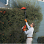 BLACK-DECKER-20V-MAX-Cordless-Lithium-Pole-Hedge-Trimmer-LPHT120 thumbnail 1