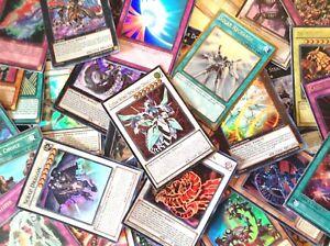 1200 Yu-Gi-Oh! cartas | 100 Holos + 100 producto escaso + 1000 Commons | lot colección set  </span>