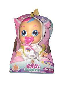Cry Babies Jouet Poupée Multicolore Licorne Fantasy - 99180