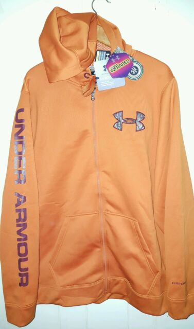 d90c6d8302322 Under Armour Coldgear Infrared Realtree Hoodie Jacket XL 1248190-801 NWT  $84.99