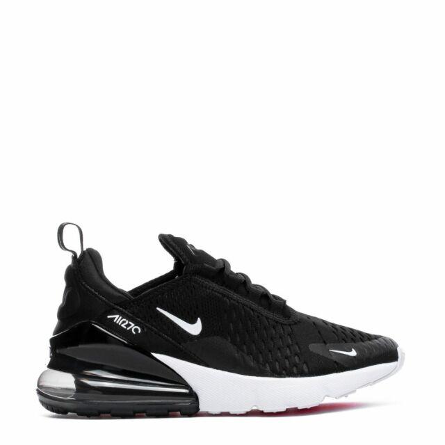 Chiunque motivo Grattacielo  Nike Air Max 270 GS Scarpe Sneaker Bambini Nero Unisex 943345-001 |  Acquisti Online su eBay