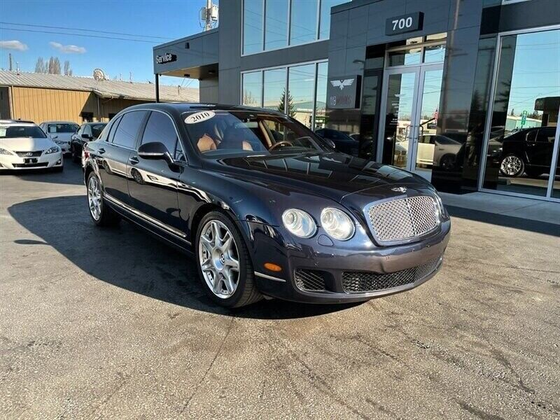 2010 Bentley Continental Flying Spur AWD