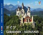 DEUTSCHLAND - GERMANIA - ALEMANIA - Kultur- und Bilderreise durch Deutschland von Peter Zahn (2015, Gebundene Ausgabe)