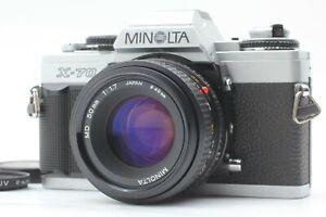 Exc-5-mit-MD-50mm-f1-7-Minolta-XG-M-x-70-35mm-SLR-Film-Camera-aus-Japan-1900