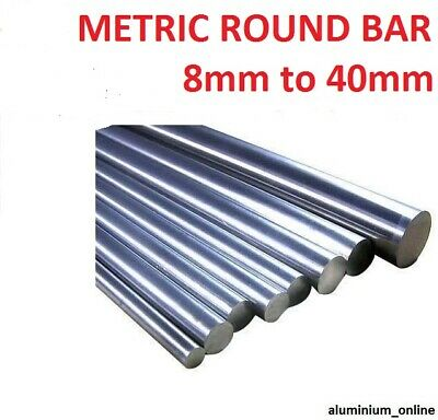 ALUMINIUM METRIC ANGLE EQUAL 10mm 12mm 15mm 19mm 20mm 22mm 25mm 30mm