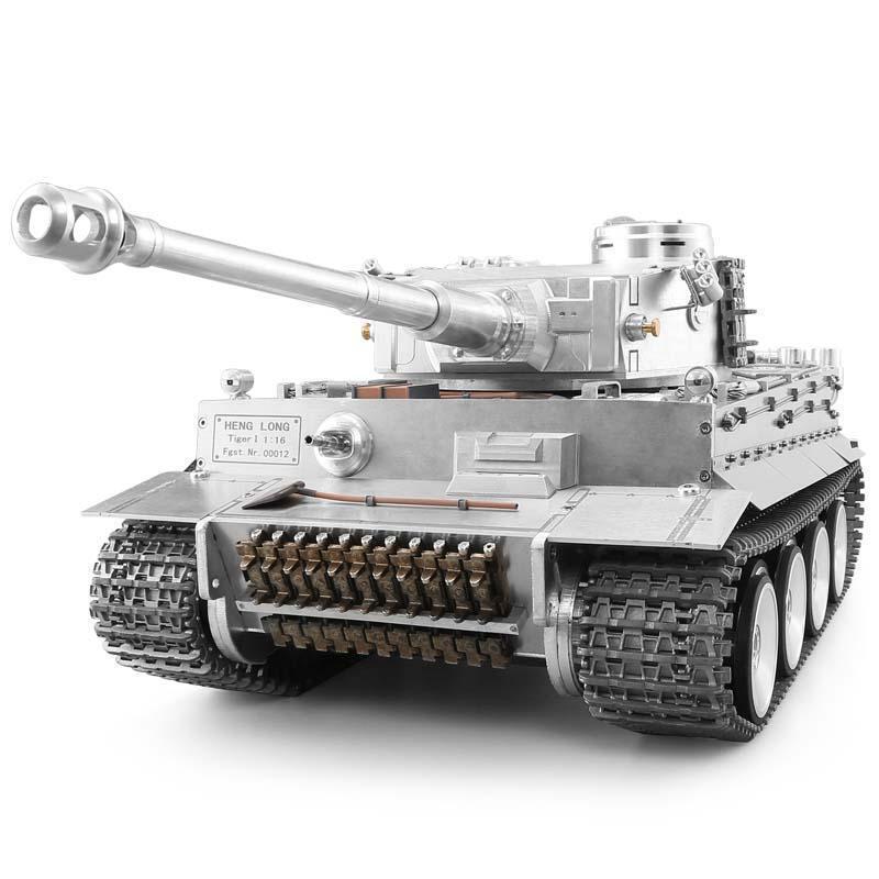 Henglungo Upgraded  Full Metal Geruomo Tiger I RTR RC 1 16 Tank 3818 Pro modello  ci sono più marche di prodotti di alta qualità