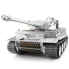 Henglong 1 16 Upgraded Full Metal German Tiger I RTR RC Tank 3818 Pro Model