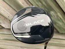 NUOVA linea uomo Cleveland BLACK LEGNO 1 Driver Golf Club RH Bassara regolare 12 gradi