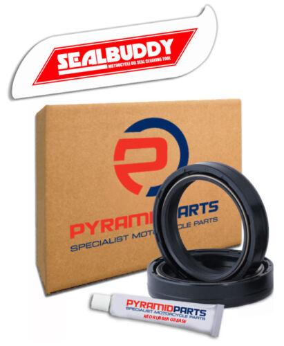 Fork Seals /& Sealbuddy Tool for Honda CBR900 RR Fireblade 92-99