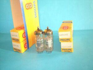una valvola Philips EABC80 = 6AK8 nuova e provata. Tube Röhre Lampe. NOS