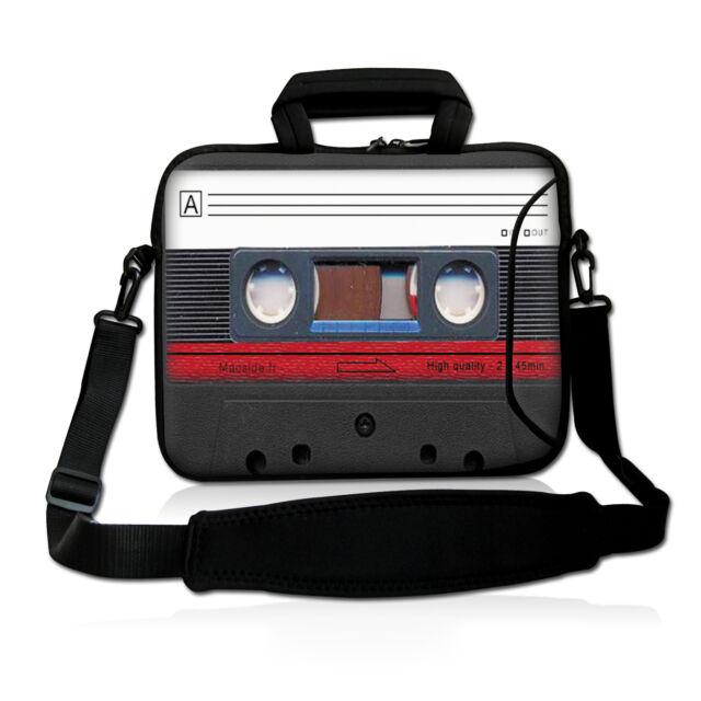 """Tape Protective Shoulder Messenger Bag Sleeve Cover for 9.7"""" 10"""" 10.1"""" Tablet PC"""