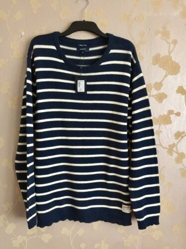 Sweater Bnwt Size Striped Jumper Gant 2xl 100 Cotton Men's xSzqqwIP4