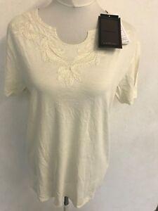Détails sur Zara Homme T-Shirt avec Poitrine
