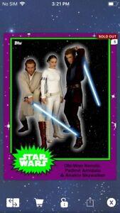 Topps-Star-Wars-Digital-Card-Trader-Obi-Wan-Padme-S4-Base-Variant-Insert