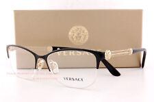 9b2fb6c8bf8 Versace Eyeglasses Women Ve 1228 Black 1291 Ve1228 53mm for sale ...