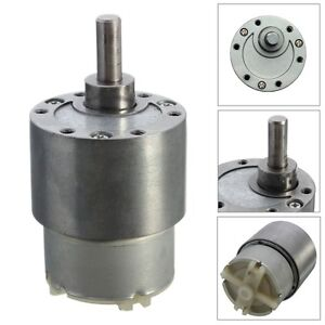 Mini 12v dc 70 rpm high torque gear box speed control for Low noise dc motor