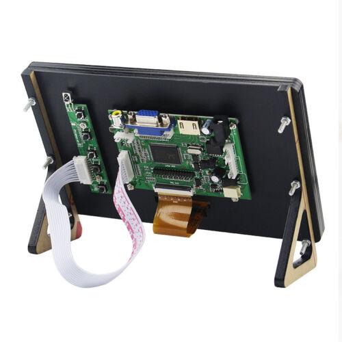"driver board HDMI//vga//2av Raspberry Pi 7/"" LCD screen display 1024x600 CASE"