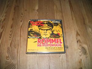 Super 8 swl\ton  Der Zweite Weltkrieg  a 66m sw\ton Rommel der Wüstenfuchs