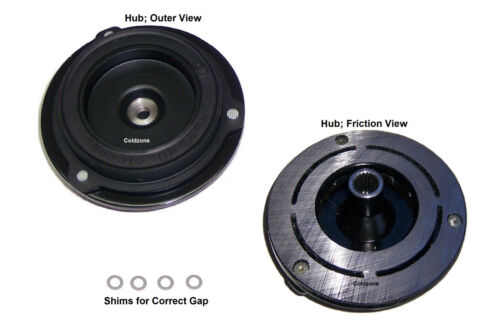 A//C Compressor Clutch Repair KIT Fits; Hyundai  Santa Fe 2001-2006 See details