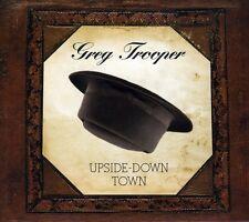 Greg Trooper - Upside Down Town [New CD]