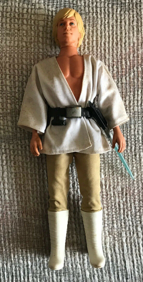 alta calidad Vintage KENNER Estrella Wars 12  Luke Skywalker 1978 1978 1978 Completa  tienda en linea