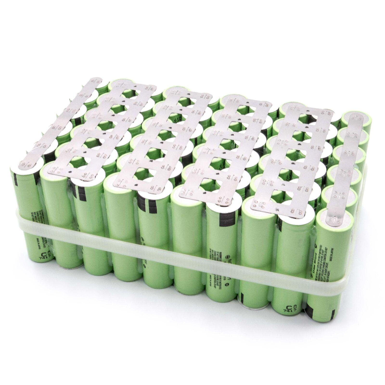 Ebike Pedelec conjuntos de baterías de repuesto 10s6p, 36v, 17400mah, 17.4ah Panasonic ncr18650pf